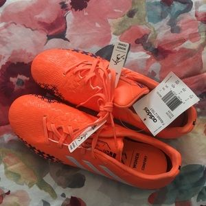 NWT Adidas Women's Soccer Cleats